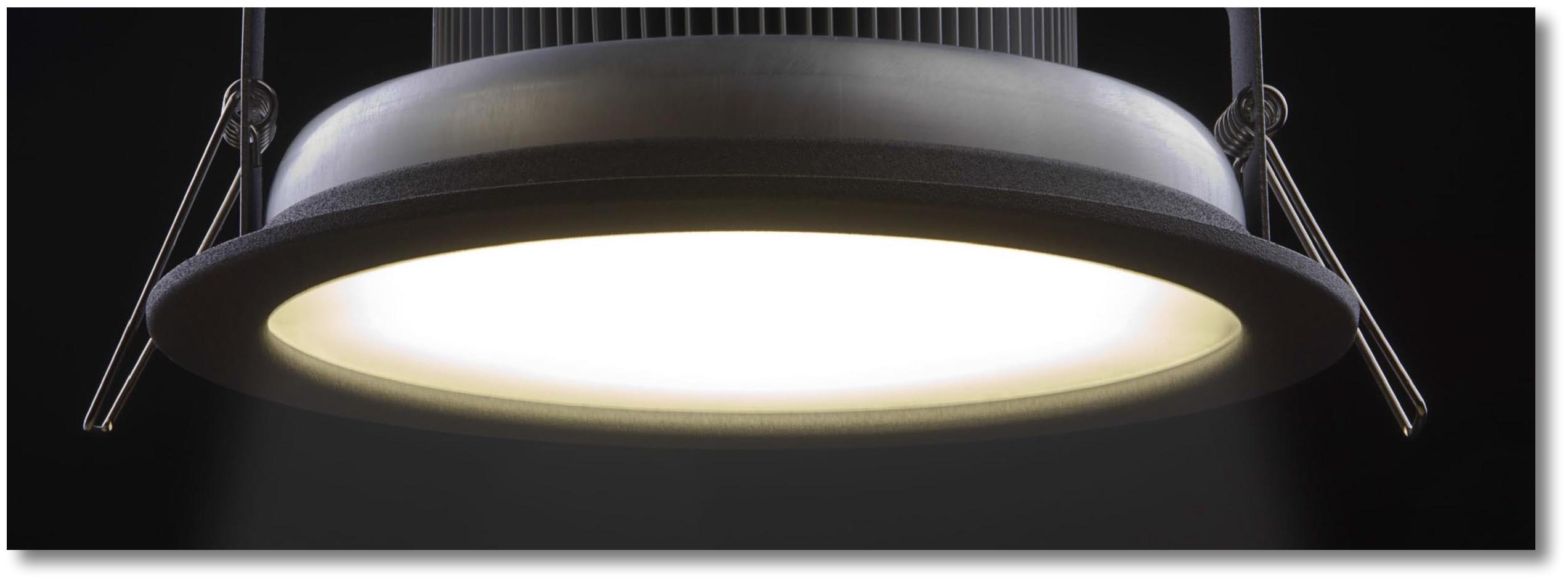 LED-Downlights Verwunderlich Led Einbauleuchten Geringe Einbautiefe Dekorationen